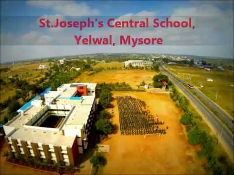 St.Joseph's Central School, Yelwal, Mysore, India - School Profile