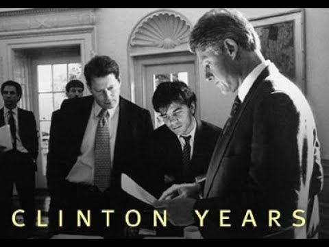 """The Clinton Years"" 2001 PBS documentary on Bill Clinton"