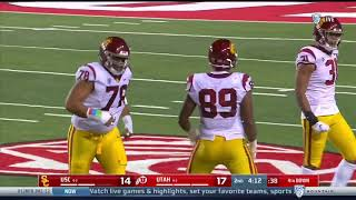 Football: USC 28, Utah 41 - Highlights 10/20/2018