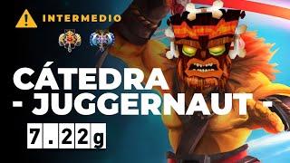JUGGERNAUT!!!!! AGRESIVIDAD + CONTROL EN LINEA  | CÁTEDRA | GUÍA INTERMEDIA