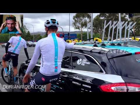 Team Sky Training In Australia & Who Will Tour Down Under This Year?