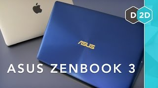 ASUS Zenbook 3 (UX390) Review - The REAL Macbook Killer?