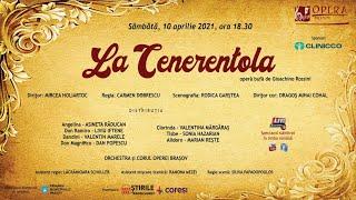 La Cenerentola - Operă bufă de G. Rossini