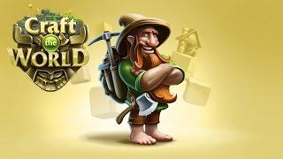 Прохождение Craft the World: #1 - ЗАСЕЛЕНИЕ ГНОМОВ!