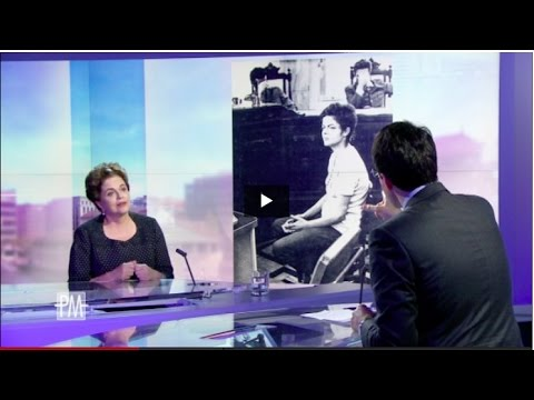 10-3-17 - Entrevista de Dilma Rousseff à TV pública suíça