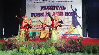 Juara 1 Tari Nusantara by sanggar seni bina madrasah