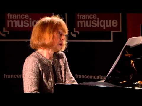 Domenico Scarlatti : sonate en si mineur K.27 par Anne Queffélec
