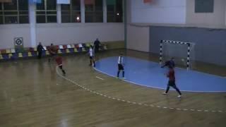 Обзор футбольного матча СК Беркут - ФК Юско 7-2 (II тур 12.11.2016)