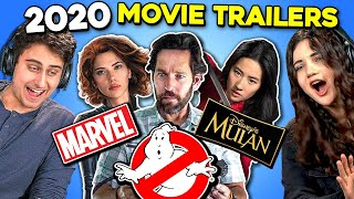 Download Generations React To The Must Watch Movies Of 2020 Mp3 and Videos