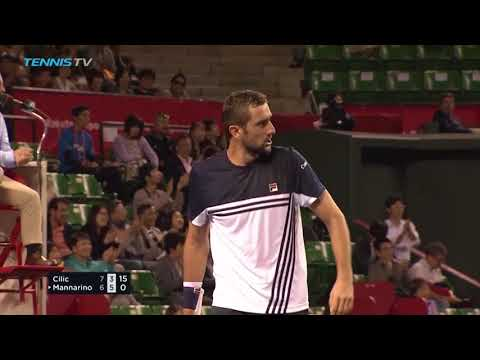 Marin Cilic: 2017 Best Moments