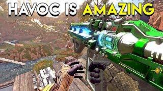 The Havoc is Amazing! - Apex Legends