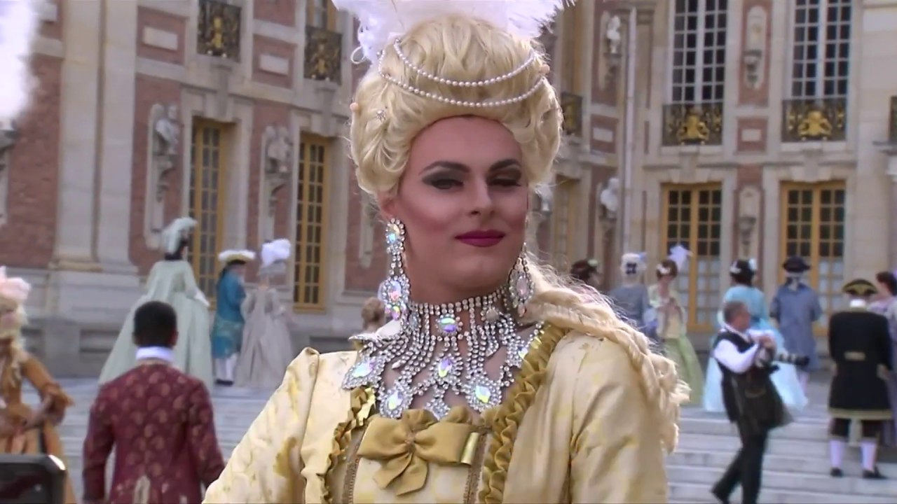 Download Costume party at Versailles takes guests back centuries