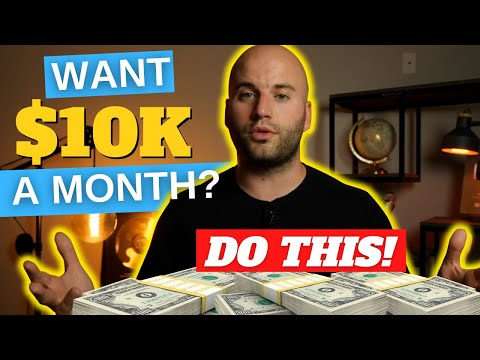 Get Paid $10,000+ Per Month By Doing THIS! (Make Money Online)