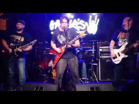 NY METAL: Rise to Burn LIVE, opening for Jim Breuer & The Loud and Rowdy at Garcia's