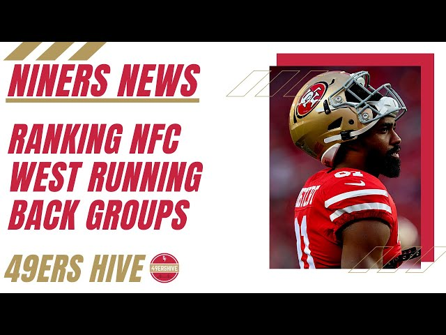 Niners News: Ranking NFC West Running Back Groups