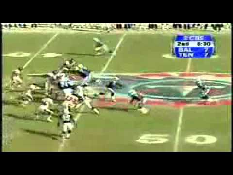 #TUFLIFE Baltimore Ravens 2000 Defense