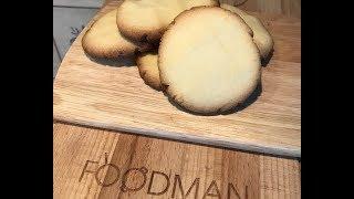 Рассыпчатое песочное печенье: рецепт от Foodman.club