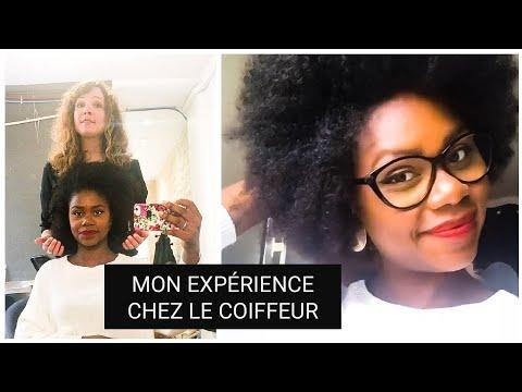 Cheveux crépus & frisés | Je teste le salon de coiffure Le Bar à Boucles | Mon afro parfait 😍