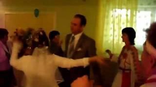 Чувашский танец на свадьбе в Октябрьском