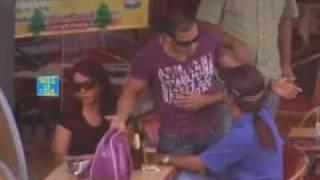 Damian y El Toyo - Camara a Paola Ruiz 'La Cocotera'