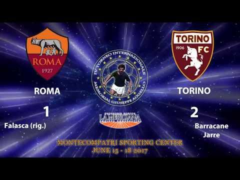 Semifinali, Roma-Torino 1-2
