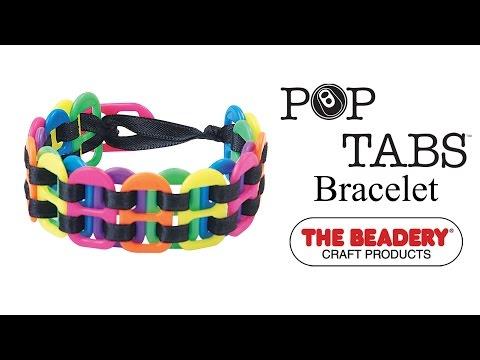 The Beadery   Pop Tab Bracelet