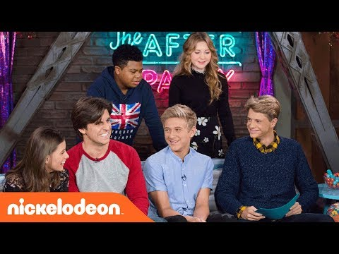 Henry Danger & Game Shakers Crossover: 'Danger Games' Edition | The After Party | Nick