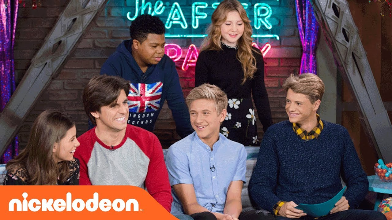 Henry Danger & Game Shakers Crossover: 'Danger Games ...