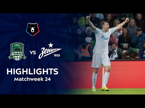 Highlights FC Krasnodar