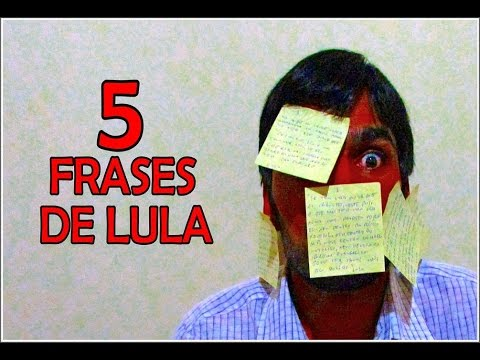 As 5 Frases Mais Famosas De Lula Youtube