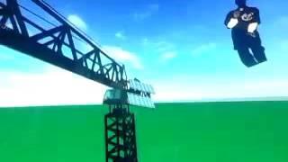 Dancing crane a roblox video