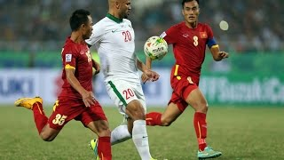 Vietnam vs Indonesia: AFF Suzuki Cup 2014 (FULL MATCH)