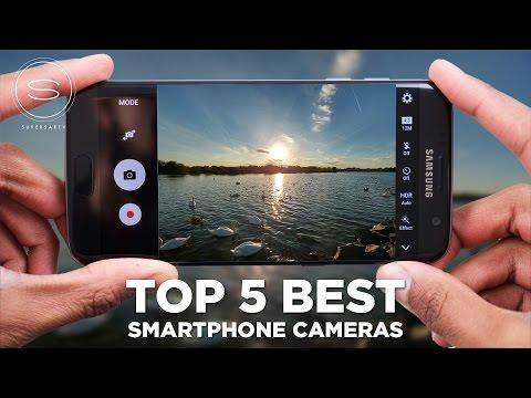 Top 5 BEST Smartphone Cameras of 2016