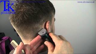 YOU ASK I CUT! Man haircut by Theo Knoop
