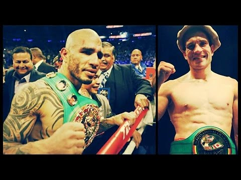 COTTO VS HEILAND 6/6/15 MSG? HEILAND RANKED #1 BY WBC & SHARES SAME MANAGER WITH COTTO! GGG AFTER?