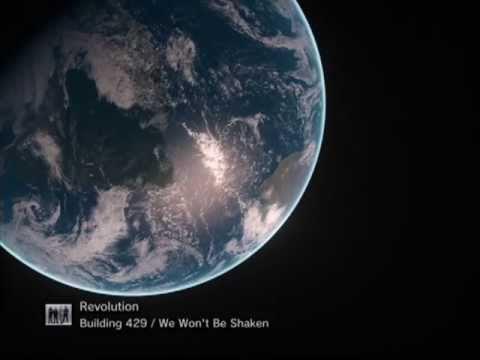 Building 429: Revolution (New song from We Won't Be Shaken album)
