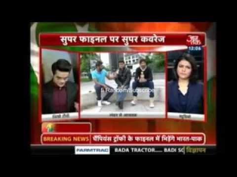 Indian Commentators Insult PAKISTANI team | PAKISTAN vs INDIA Final