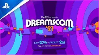 Dreams – DreamsCom '21 Preview Trailer   PS5, PS4