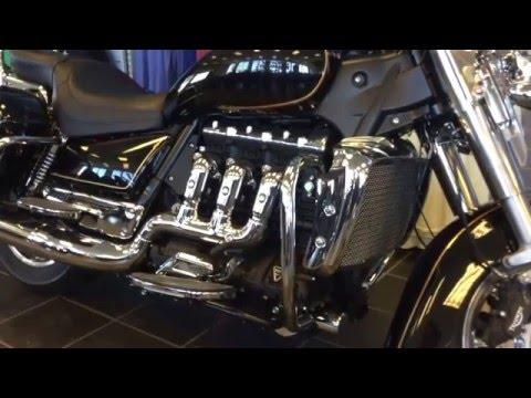 Triumph Rocket III Touring Brand New