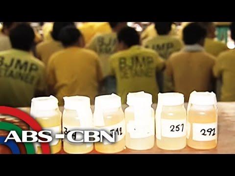 TV Patrol: Inmates at tauhan ng Marikina jail, sumailalim sa random drug test