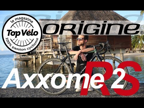 Image de la vidéo Nouveau vélo de route Origine AXXOME 2 RS