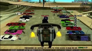 GTA San Andreas Multiplayer:Encontro de Carros de Luxo #CSAGAMES