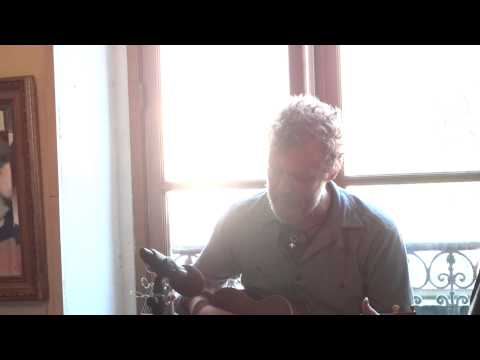 Glen Hansard -  Pennies in The Fountain  Live @ Shakespeare and Company Bookstore Paris