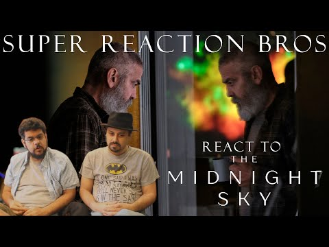 SRB Reacts to The Midnight Sky | Official Trailer