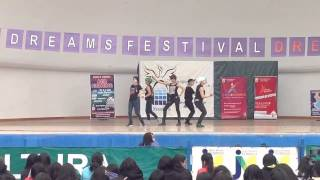 Noona Buono (COVER) G. ICON - Beatles - K.Dreams Festival - Peru
