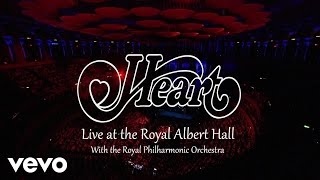 Heart, The Royal Philharmonic Orchestra - Live At The Royal Albert Hall (Trailer)