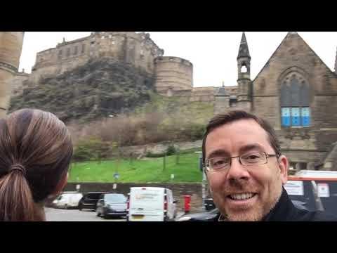Grassmarket Near Edinburgh Castle