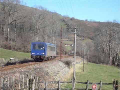 X2241 au TER 867312 Saint Jean Pied de Port-Bayonne