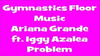 Gymnastics floor music - Problem