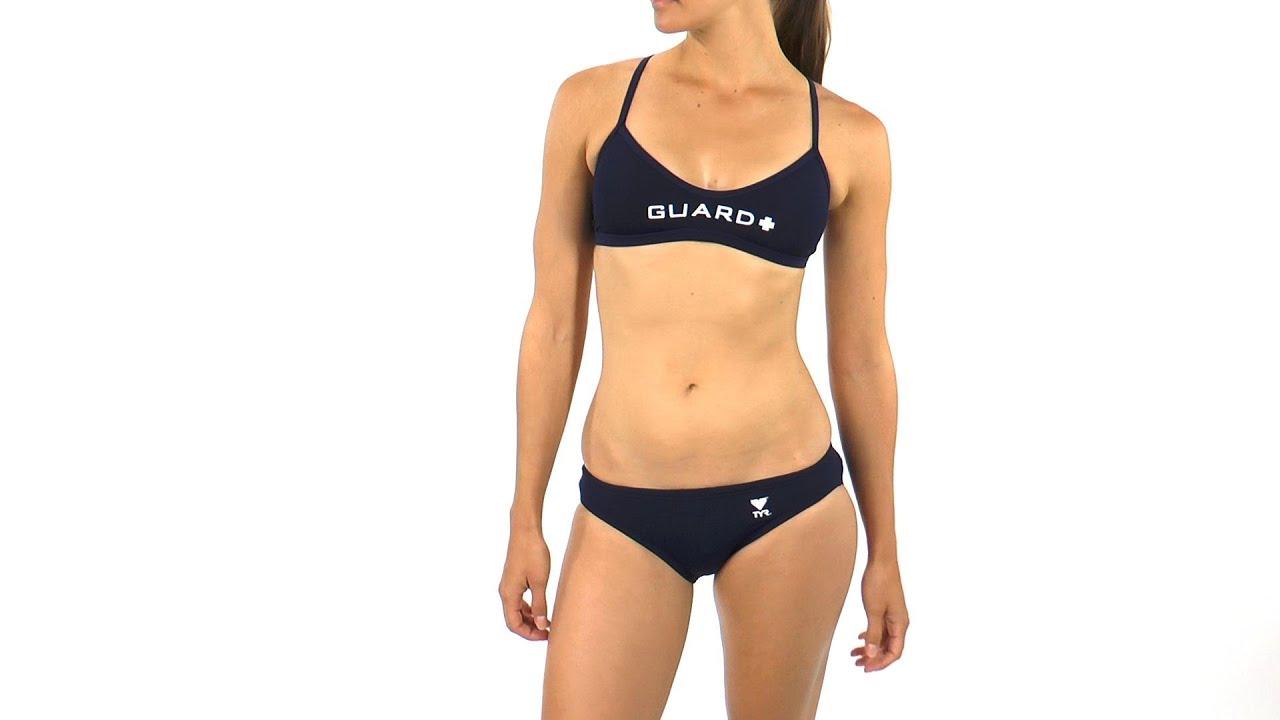 a9441cd9326 TYR Lifeguard Durafast Crossfit Workout Bikini
